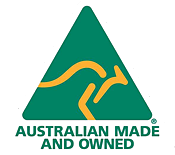 Proudly Australian Made and Owned